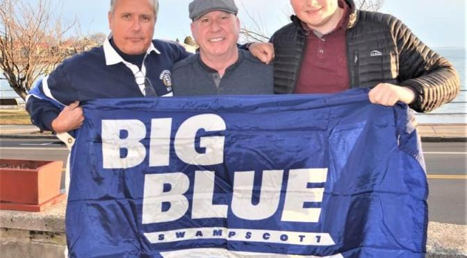 Big Blue Sports Network provides Swampscott High hockey coverage at YouTube